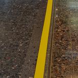 פס מעוינים צהוב לסימון קצה מדרגה.פס מעוינים צהוב לסימון קצה מדרגה..png