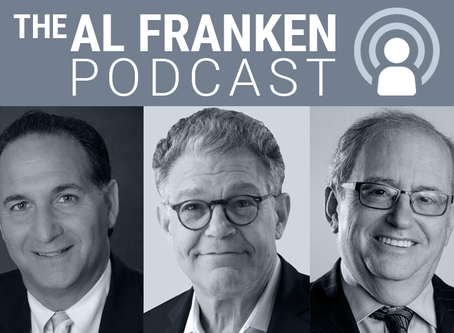 Norm Ornstein & Judge Leifman on The Al Franken Podcast