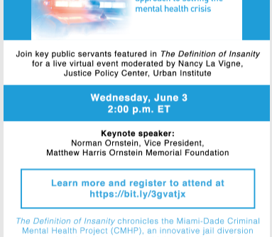 National Law Enforcement Memorial & Museum Forum on June 3 *Note new date June 24*