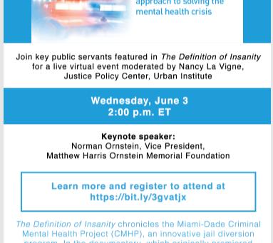 National Law Enforcement Memorial & Museum Forum on June 3 *Note new date June 24*