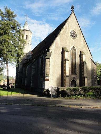Lubań, Kościół ewangelicki