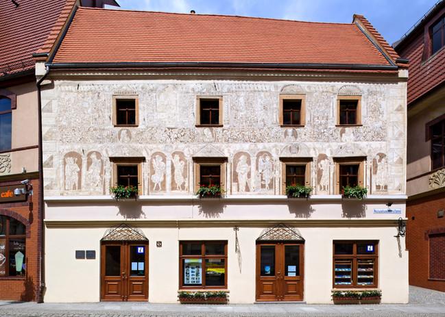Liegnitz, Scholzhaus