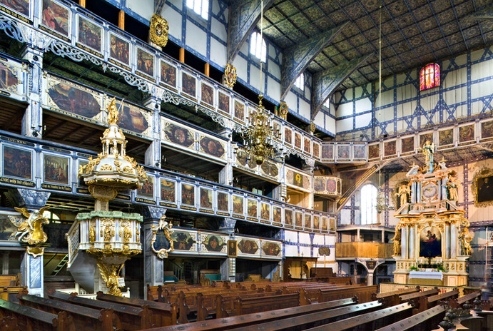 Jauer, Friedenskirche