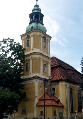 Ev. Kirche in Warmbrunn