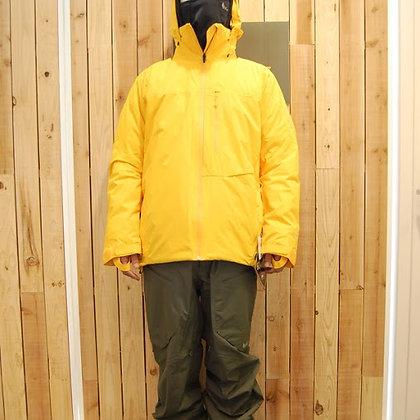 2016 ak457 ダウンジャケット lt down jacket【bright yellow】Lサイズ