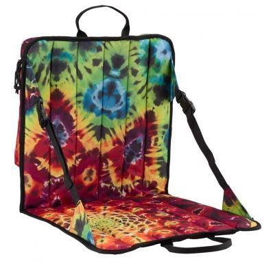 バートンキャンプ Idletime Chair【Demma Dye】