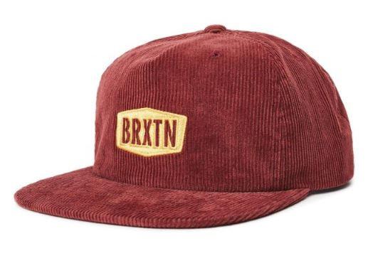 ブリクストンbrixton【malt cap】ワンサイズ