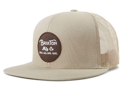 ブリクストンbrixton【WHEELER MESH CAP】