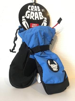 クラブグラブcrabgrab【cinch mitt】Sサイズblue