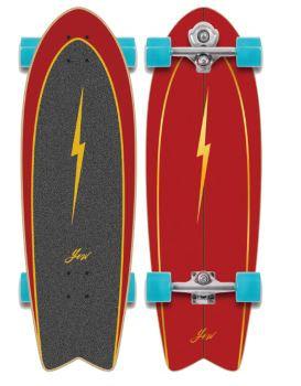 yow surf skate【pipe】