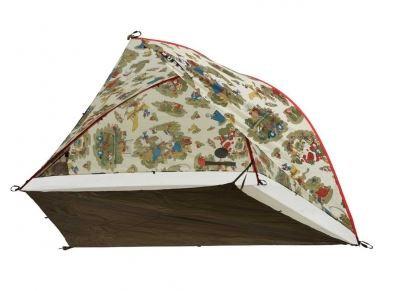 バートンキャンプWhetstone Shelter Large【 Duntadun Print】
