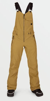 ボルコムvolcom【SWIFT BIB OVERALL】SサイズBUK
