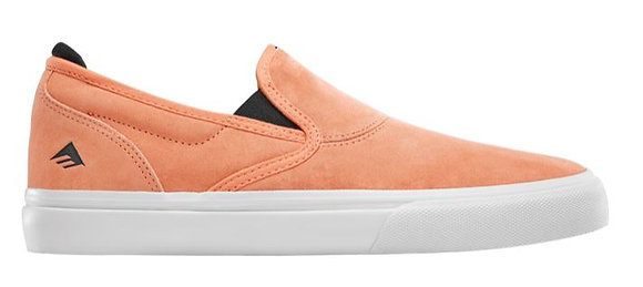 エメリカemerica【wino g6 slip on】us9,27cm peach