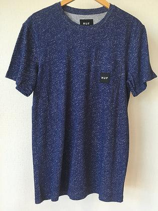 ハフHUF Tシャツ【heather box logo】Sサイズ