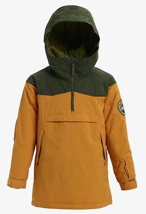 バートン キッズ【highmark jacket】LサイズSquashed / Resin