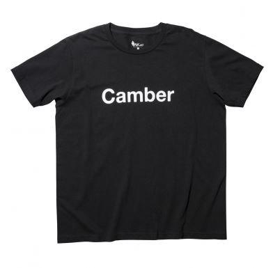ak457 tシャツ【camber】Mサイズblack