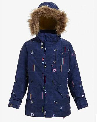バートン キッズ【aubery jacket】Sサイズcamp craft