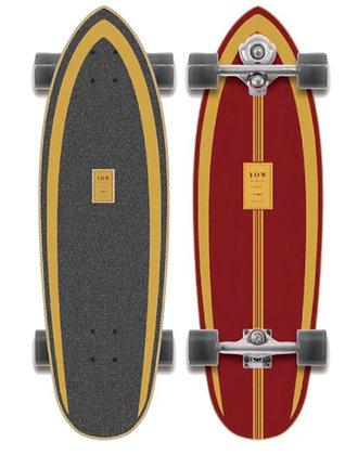 """yow surf skate【J-Bay 33""""】"""