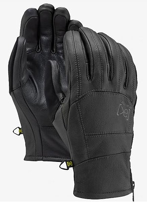 バートンak【leather tech glove】Sサイズblack