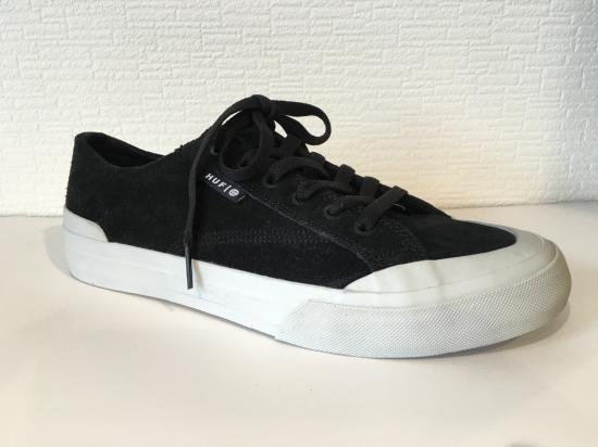 ハフhufスケート【classic lo】us9.5,27.5cm