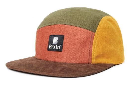 ブリクストンbrixton【stowell cap】ワンサイズ