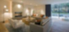 Living Room Lighting Design | Viabizzuno M2 Light