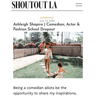 Shoutout LA Feature