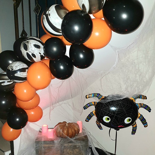 Guirlande de ballons - Halloween
