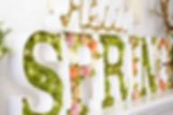 L'Art des Co - lettres fleuries et végétales dijon