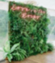 L'Art des Co - perso mur végétal