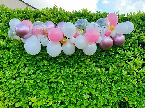 Guirlande de ballons - Girl