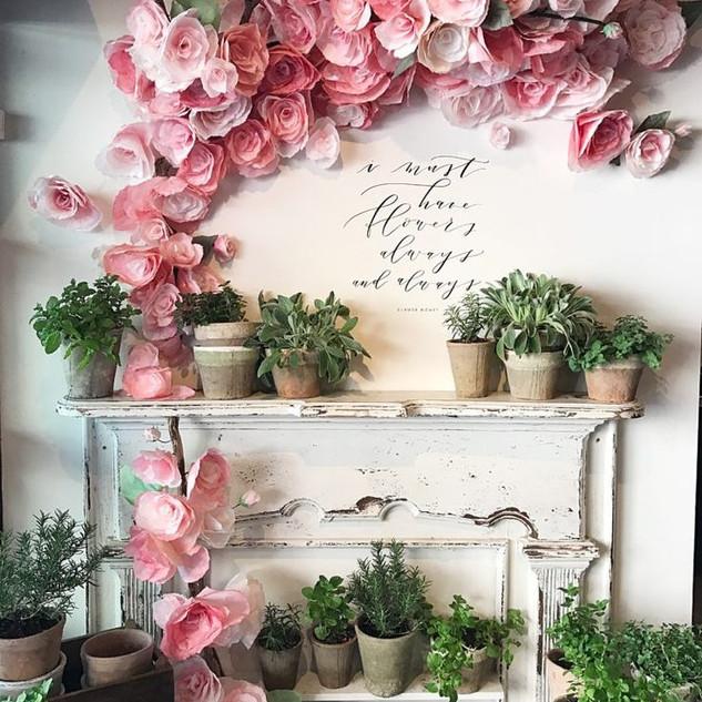 L'Art des Co - fleurs en papier