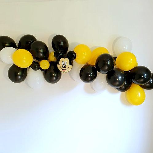 Guirlande de ballons - Mickey