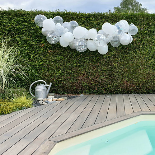 Guirlande de ballons - Bride
