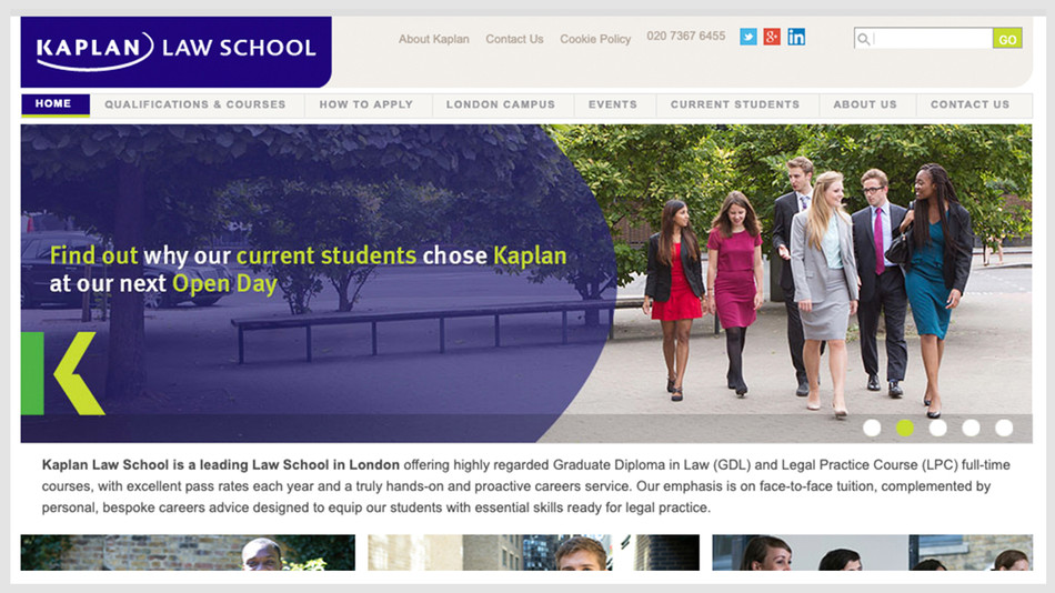 KAPLAN LAW-SCHOOL