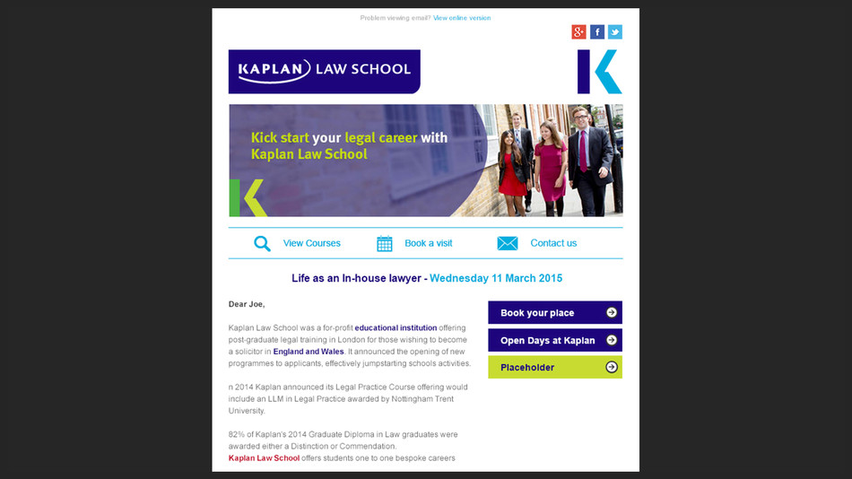 KLS NEWSLETTER