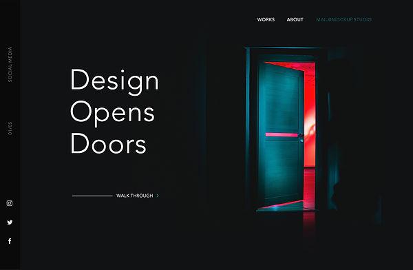 Design Opens Doors