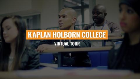KAPLAN HOLBORN COLLEGE VIRTUAL TOUR