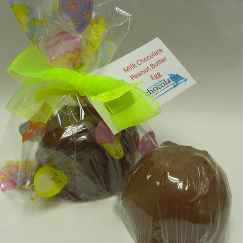 Chocolate Covered Eggs . Peanut Butter or Coconut