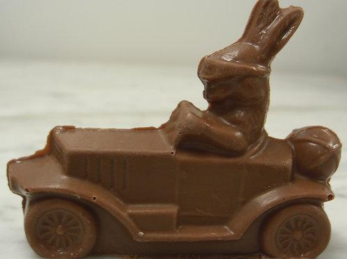 Race Car Bunny