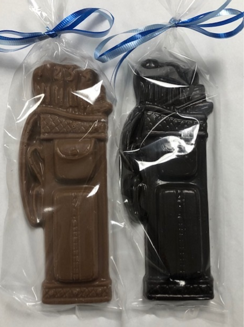 Chocolate Golf Bag