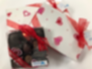Assortments Valentine's Day wrapped
