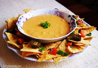 Nacho-juustokastike