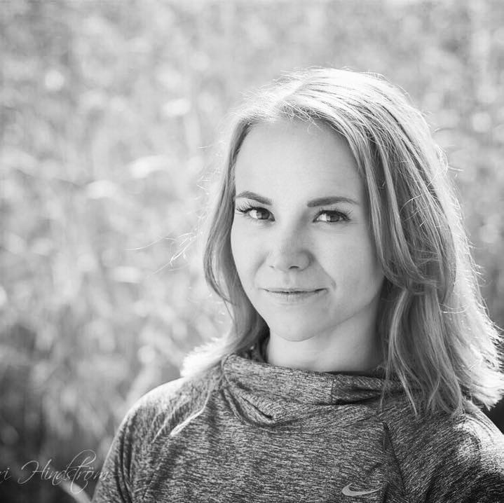 Valmentaja Ulrika Lillsunde