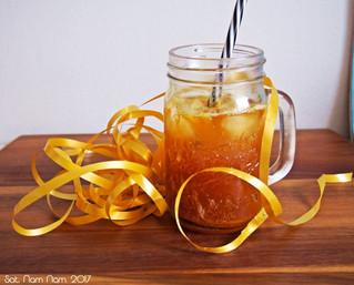 Ihana kurkuma-appelsiinisima