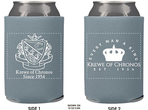 Chronos Grey Koozie