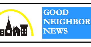 May 2018 SML Good Neighbors Newsletter