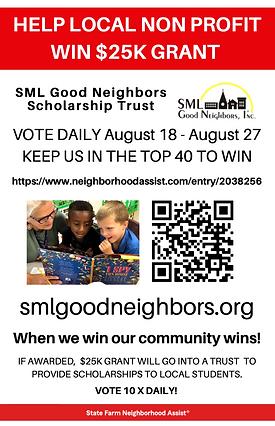 State Farm Neighborhood Assist SML Good Neighbors 2021