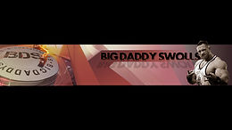 Big Daddy Swolls Facebook Banner