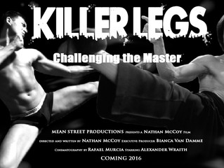 Killer Legs Documentary is Done!
